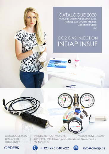 CO2 gas injection INDAP INSUF